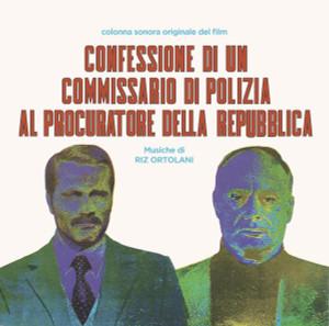 RIZ ORTOLANI: Confessione Di Un Commissario Di Polizia Al Procuratore Della Repubblica LP