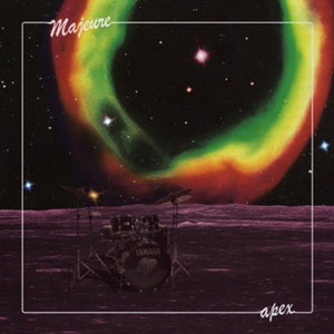 MAJEURE: Apex (Clear w/ Pink Vinyl) LP