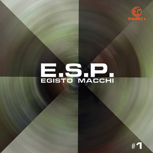 EGISTO MACCHI: E.S.P. (1973 Original Soundtrack) LP
