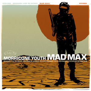 MORRICONE YOUTH: Mad Max (Gold Vinyl) LP
