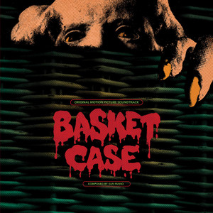 GUY RUSSO: Basket Case (Original Soundtrack) LP