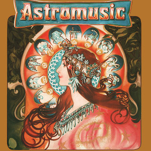 MARCELLO GIOMBINI: Astromusic Synthesizer LP