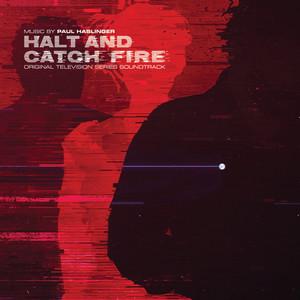 PAUL HASLINGER: Halt & Catch Fire (Original Soundtrack) (White Vinyl) LP