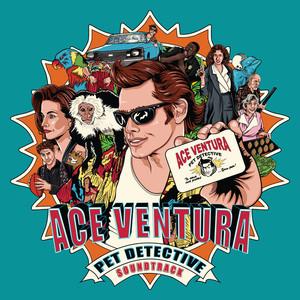 V/A:  Ace Ventura: Pet Detective (1994 Original Soundtrack) LP