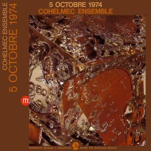 COHELMEC ENSEMBLE: 5 Octobre 1974 2LP