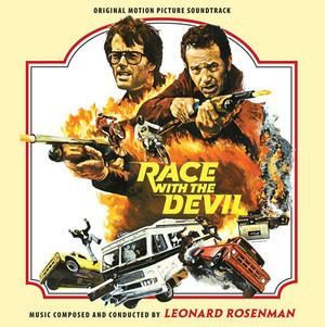 LEONARD ROSENMAN: Race With The Devil CD
