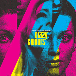 NEW SOUND QUARTET: Crazy Colours LP