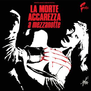 GIANNI FERRIO: La Morte Accarezza A Mezzanotte LP+POSTER