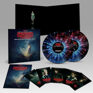 KYLE DIXON & MICHAEL STEIN: Stranger Things Collector's Edition, Vol. 2 2LP
