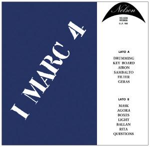 I MARC 4 G.L.P.: 1002 LP