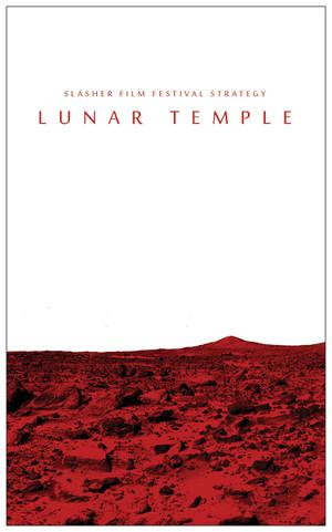 SLASHER FILM FESTIVAL STRATEGY: Lunar Temple Cassette