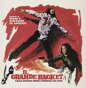 GUIDO & MAURIZIO DE ANGELIS: Il Grande Racket LP