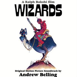 ANDREW BELLING: Wizards (1977 Original Soundtrack) LP