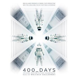 WOJCIECH GOLCZEWSKI: 400_Days (Silver Spaceman) Cassette