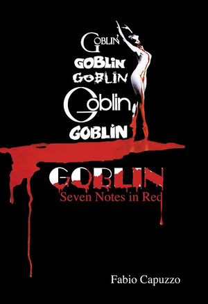 GOBLIN: Goblin Seven Notes In Red Hardback