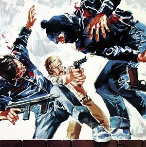 GUIDO & MAURIZIO DE ANGELIS: Roma Violenta (Red Vinyl) 2LP