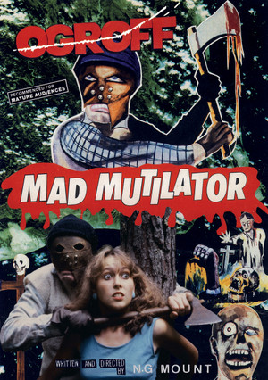 Ogroff: Mad Mutilator (Cover A Version) DVD