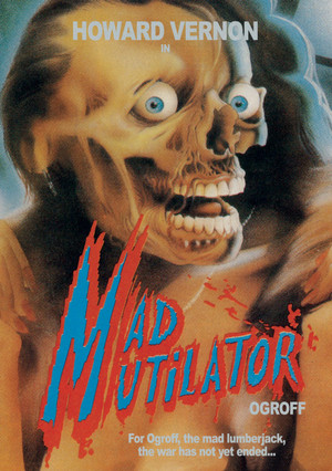 Ogroff: Mad Mutilator (Cover B Version) DVD