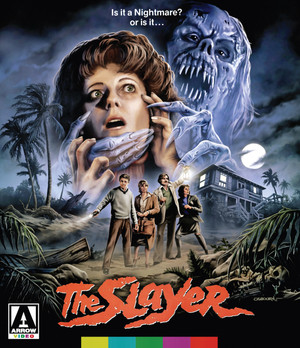 The Slayer Blu-ray + DVD