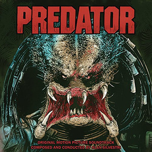 ALAN SILVESTRI: Predator (Soundtrack) 2LP