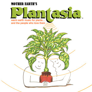 MORT GARSON: Mother Earth's Plantasia LP