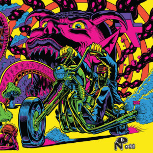 V/A: Warfaring Strangers: Acid Nightmares 2LP