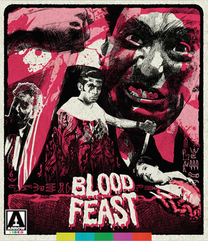 Blood Feast Blu-ray + DVD