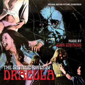 JOHN CACAVAS: Satanic Rites Of Dracula CD