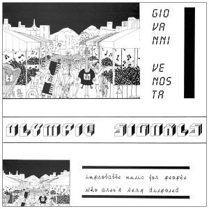 GIOVANNI VENOSTA: Olympic Signals LP