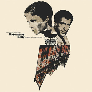 CHRISTOPHER KOMEDA: Rosemary's Baby LP