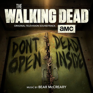 BEAR MCCREARY: The Walking Dead (Soundtrack) 2LP
