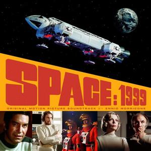ENNIO MORRICONE: Space 1999 (Original Motion Picture Soundtrack) 2LP