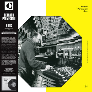 BERNARD PARMEGIANI: Rock LP