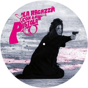 PEPPINO DE LUCA: La Ragazza Con La Pistola PIC. DISC