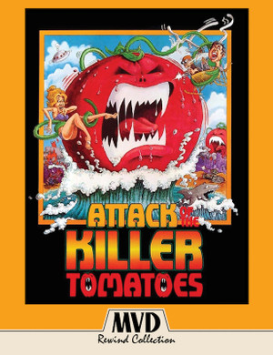Attack Of The Killer Tomatoes (2-Disc Special Edition) Blu-ray + DVD
