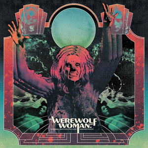 LALLO GORI:  Werewolf Woman (Original Score) LP