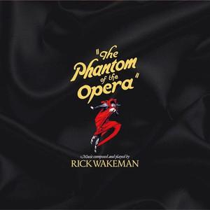 RICK WAKEMAN: The Phantom Of The Opera (Red Vinyl) 2LP