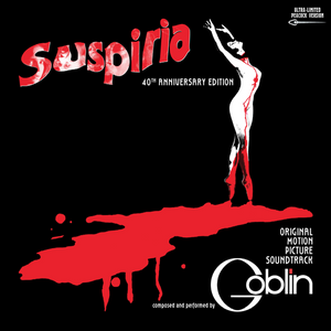GOBLIN: Suspiria - 40th Anniversary Box Set (Deluxe Edition)