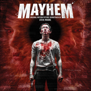 STEVE MOORE: Mayhem (Original Motion Picture Soundtrack) 2x12""