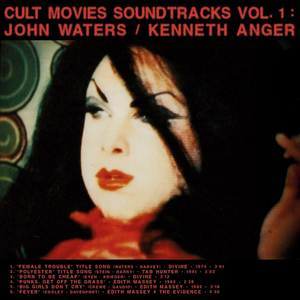 V/A: Cult Movies Soundtracks Vol.1: John Waters / Kenneth Anger LP