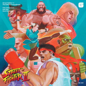 YOKO SHIMOMURA, ISAO ABE & SYUN NISHIGAKI: Street Fighter II - The Definitive Soundtrack 4LP