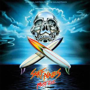 Jon McCallum Surf Nazis Must Die (Original 1987 Motion Picture Soundtrack) (Color Vinyl) LP