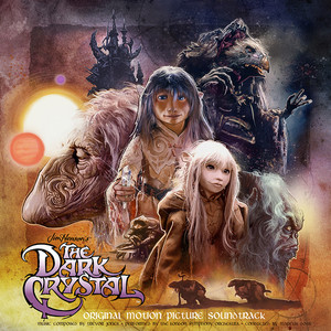 TREVOR JONES: The Dark Crystal (35th Anniversary Deluxe Edition) LP