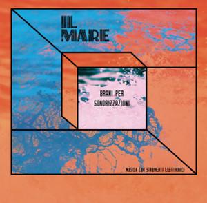 EDMONDO GIULIANI: Il Mare: Musica Con Strumenti Elettronici LP