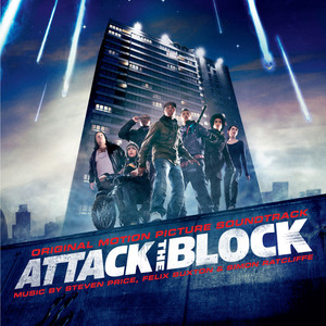 STEVEN PRICE, FELIX BUXTON, SIMON RATCLIFFE: Attack The Block (Original Soundtrack) 2LP