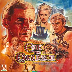 ROBERTO NICOLISI: Erik The Conqueror (Original Motion Picture Soundtrack) 2LP