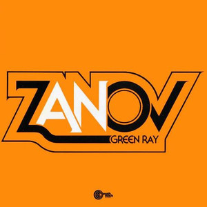 "ZANOV: Green Ray LP+7"""