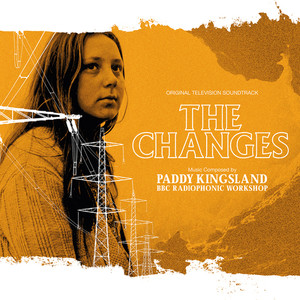 PADDY KINGSLAND: The Changes (UNOFFICIAL 2018 RSD RELEASE) 2LP