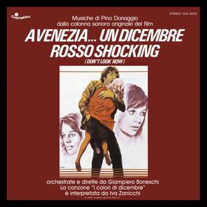 PINO DONAGGIO: A Venezia Un Dicembre Rosso Shocking (UNOFFICIAL 2018 RSD RELEASE) LP