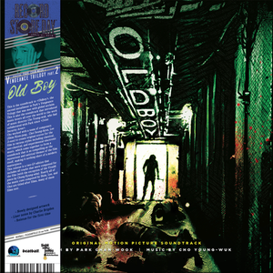YEONG-WOOK JO: Oldboy - Original Motion Picture Soundtrack (Vengeance Trilogy Part. 2) (RSD 2018) 2LP